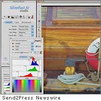 SilverFast scanning software
