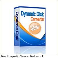 Dynamic Disk Converter