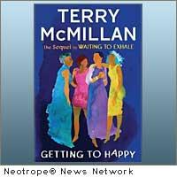 Author Terry McMillan