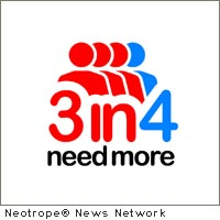 Nearly 3 in 4 Need More Campaign