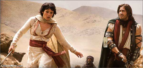 Discwatcher Blu Ray Movie Review Prince Of Persia The Sands Of Time Christopher Simmons